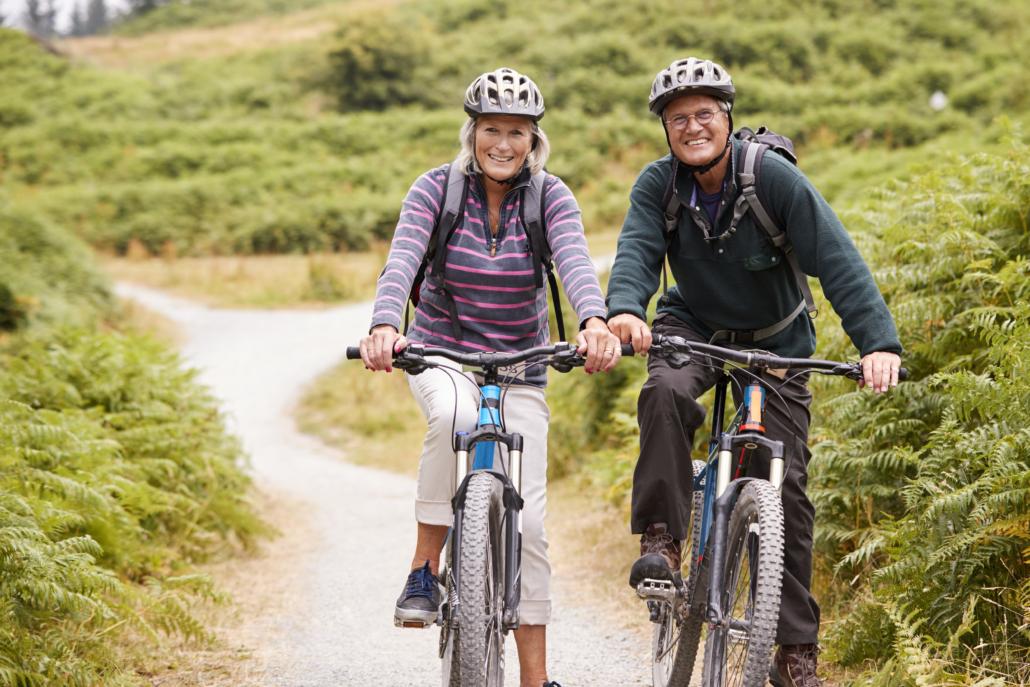 Radfahren im Alter – Fitness, Gesundheit und Eigenständigkeit